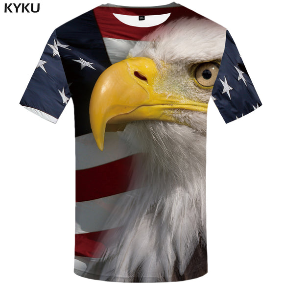 KYKU USA Eagle T Shirt