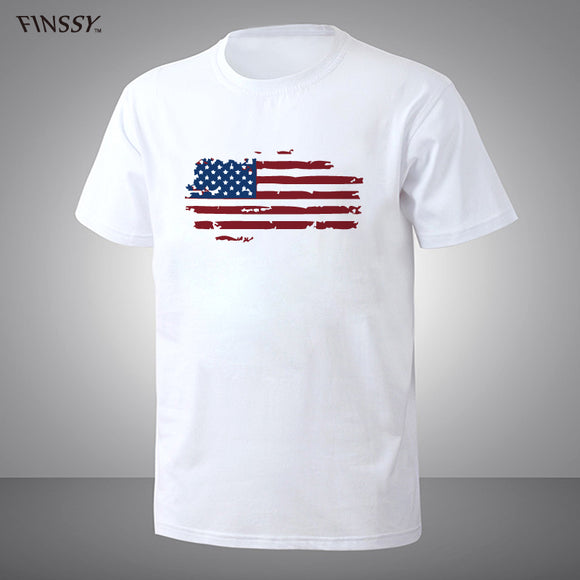 American Proud USA Flag shirt