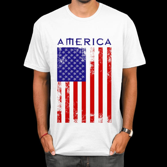 American Proud US Flag Shirt