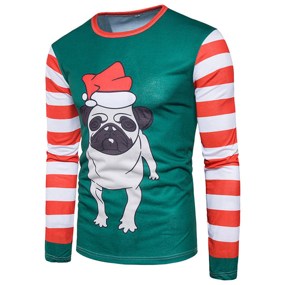 Mr. Dog Xmas Blouse