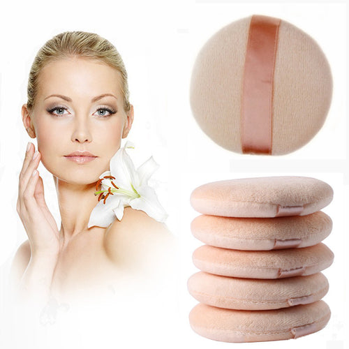 6 pcs Soft Powder Puff