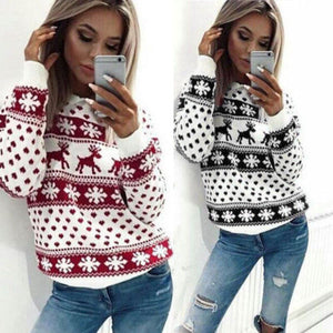 Xmas Women Sweater