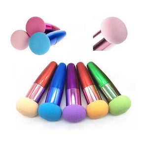 AddFavor Makeup Sponge/Powder Puff - 10pcs