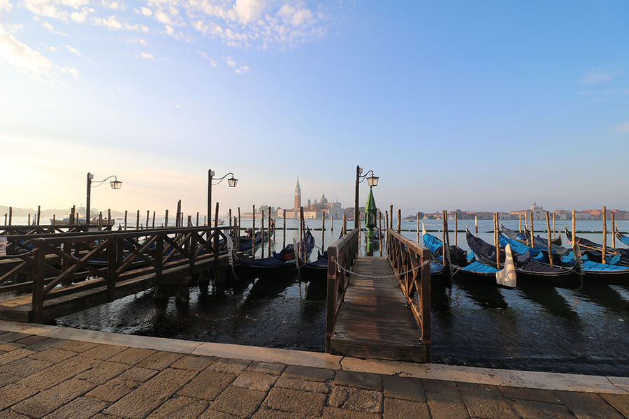 Venice - a charming city with a challenge...