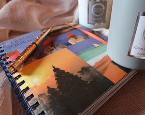 Reasons to keep a diary while you're travelling