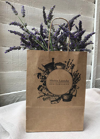 Bag of Lavender from Hitchin Lavender