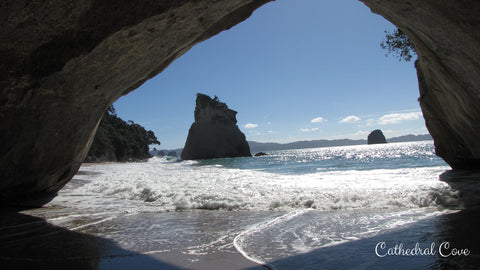 Hole in the Rock, Cathedral Cove