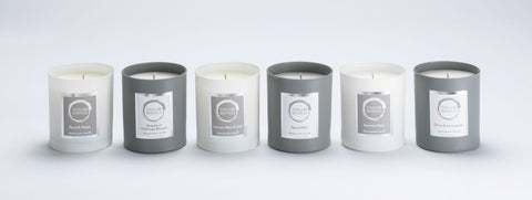 Taylor Benfield luxury scented home candles