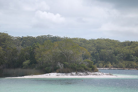 Lake McKenzie on Fraser Island - Taylor Benfield blog