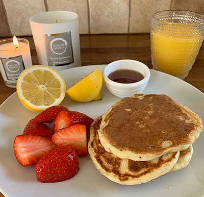 American Pancakes - Recipe on Taylor Benfield Blog