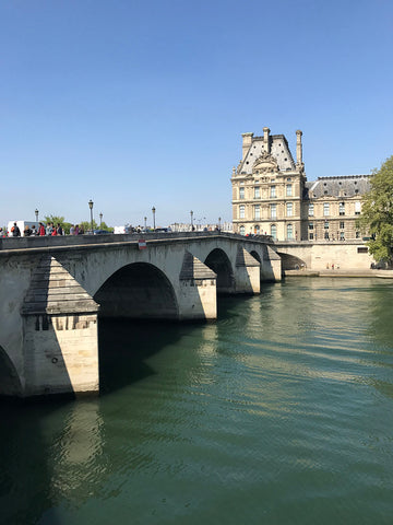 River Seine looking at the right bank