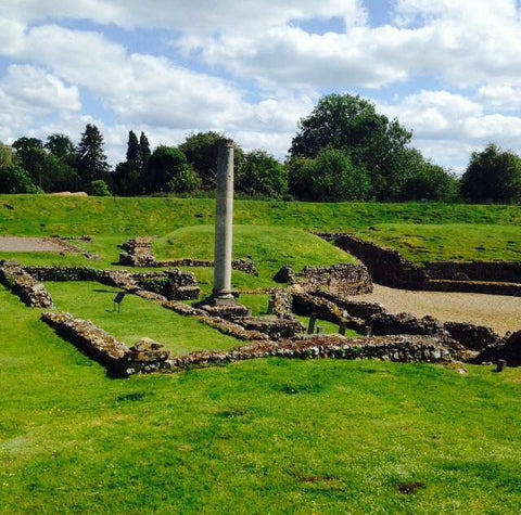 Roman Theatre in St Albans