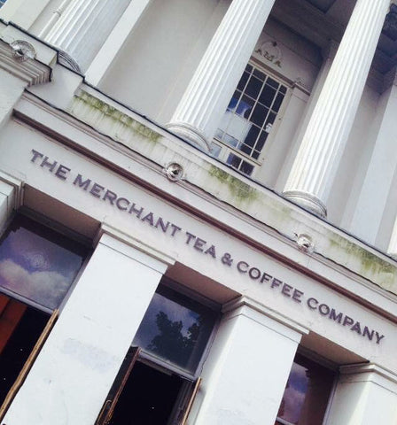 Merchant Tea and Coffee Company - now St Albans museum