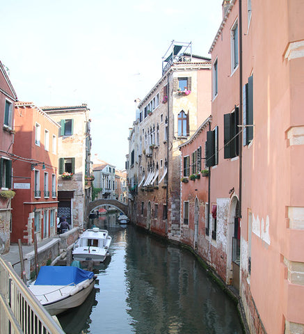 Bridges and Alleyways of Venice, Italy