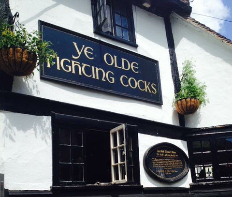 Ye Olde Fighting Cocks