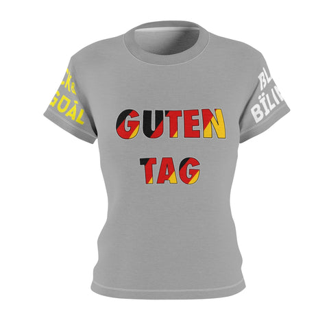 Guten Tag! Women's Greetings Collection Tee