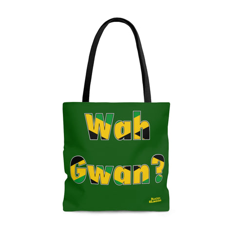 Wah Gwan! Greetings Collection Tote Bag