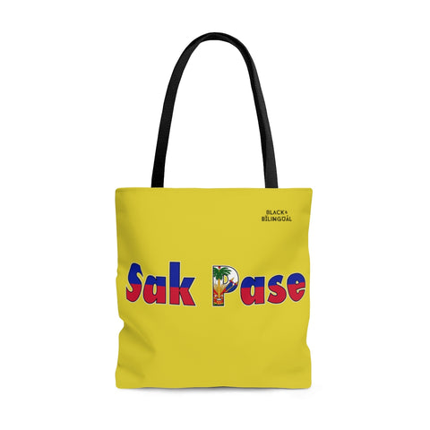 Sak Pase! Greetings Collection Tote Bag