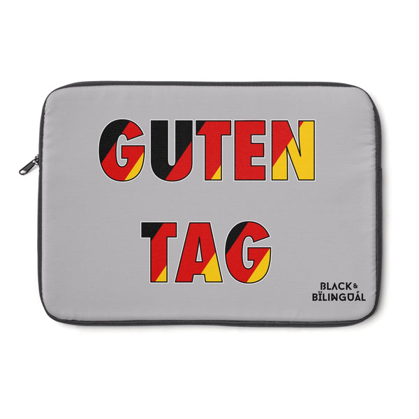 Guten Tag! Greetings Collection Laptop Sleeve