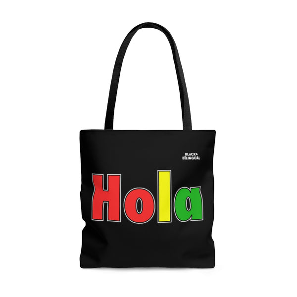 Hola! Greetings Collection Tote Bag