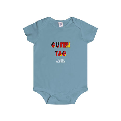Guten Tag! Infant Greetings Collection Onesie