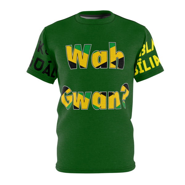Wah Gwan! Men's Greetings Collection Tee