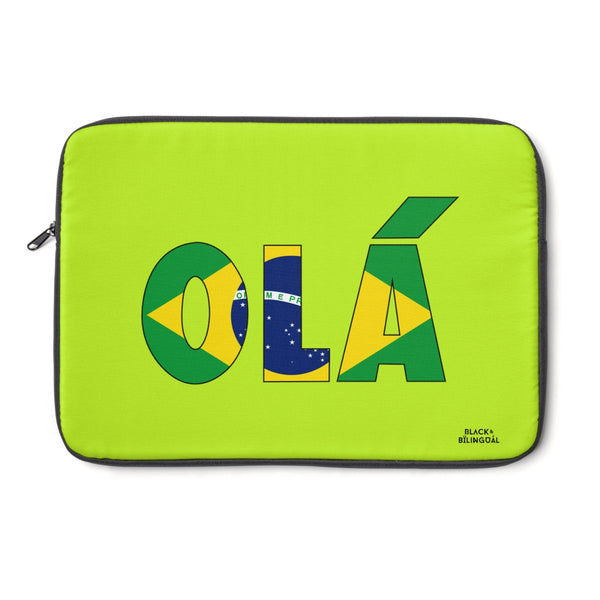 Olá! Greetings Collection Laptop Sleeve