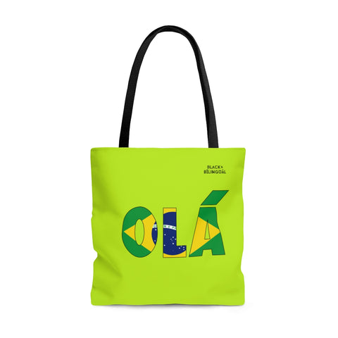 Olá! Greetings Collection Tote Bag