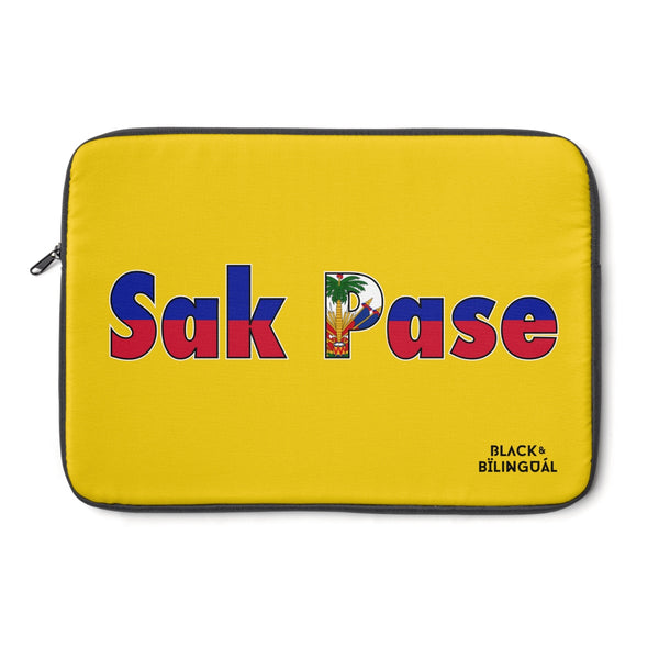 Sak Pase! Greetings Collection Laptop Sleeve