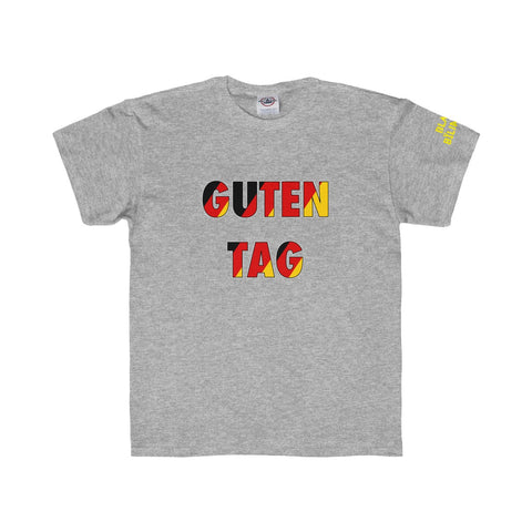 Guten Tag! Kids Greetings Collection Tee