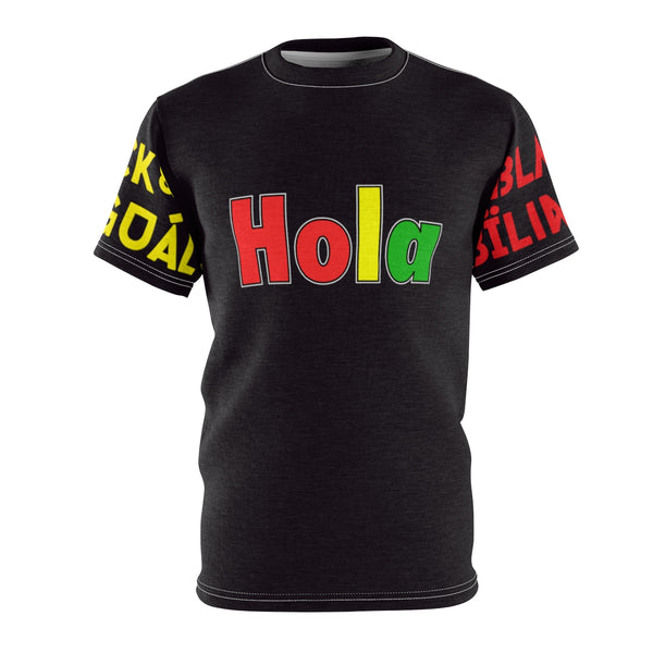 Hola! Men's Greetings Collection Tee