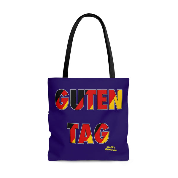 Guten Tag! Greetings Collection Tote Bag
