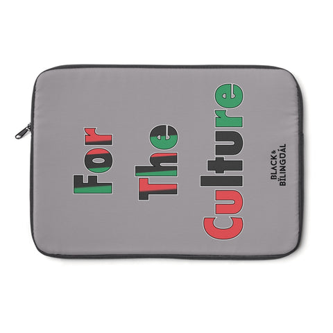 For The Culture! Greetings Collection Laptop Sleeve
