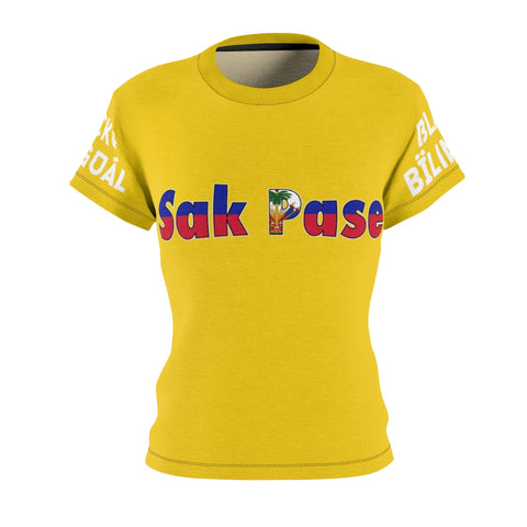 Sak Pase! Women's Greetings Collection Tee