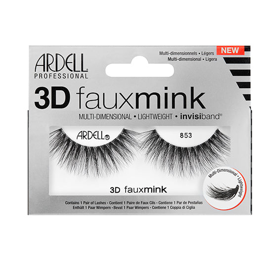 Ardell 3D Faux Mink Lashes - The Bold Lipstick