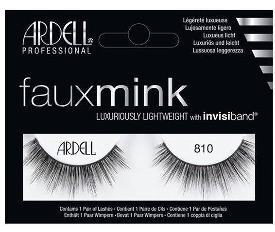 Ardell - Eyelashes - Faux Mink 810 - The Bold Lipstick