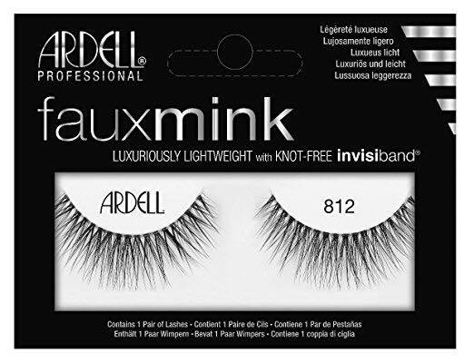 Ardell - Eyelashes - Faux Mink 812 - The Bold Lipstick