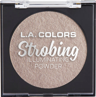 L.A. COLORS - STROBING ILLUMINATING POWDER - The Bold Lipstick