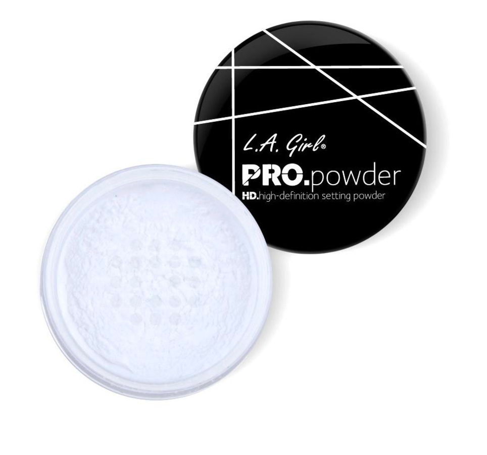 L.A. GIRL - HD Pro Setting Powder - The Bold Lipstick