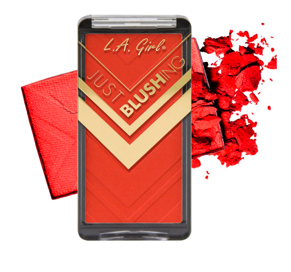 L.A. GIRL - Just Blushing Blushes - The Bold Lipstick