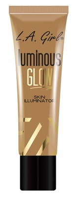L.A. GIRL - Luminous Glow Skin Illuminator - The Bold Lipstick