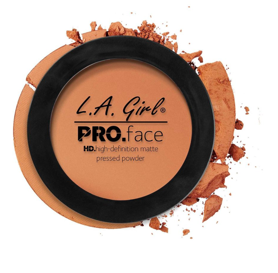 L.A. GIRL - PRO Face Matte Pressed Powder - The Bold Lipstick