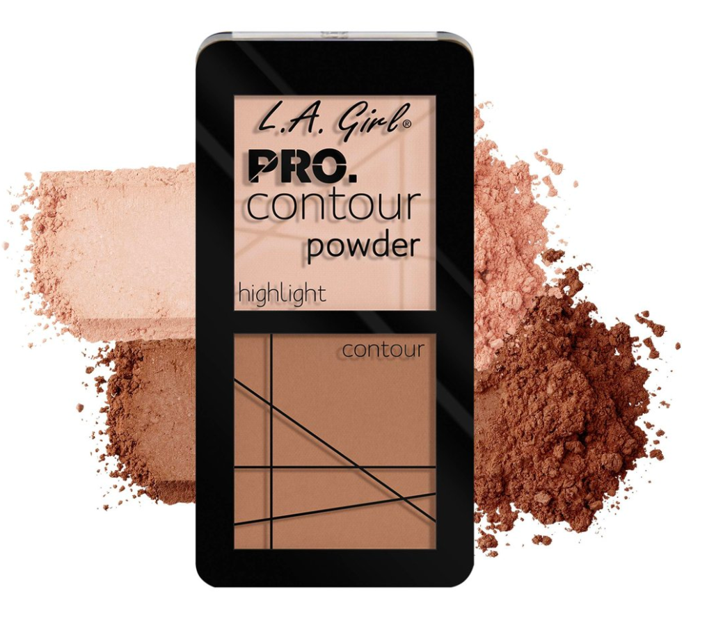 L.A. GIRL - PRO Contour Powder - The Bold Lipstick