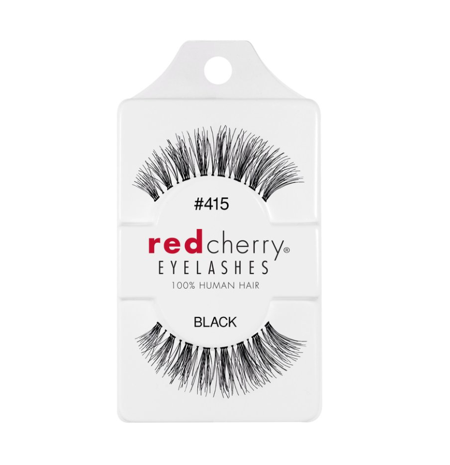 RedCherry - Eyelashes - Ivy 415 - The Bold Lipstick