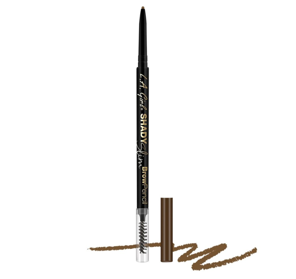 L.A. GIRL - Shady Slim Brow Pencil - The Bold Lipstick