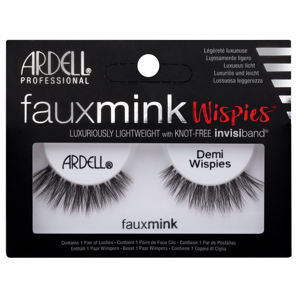 FAUX MINK DEMI WISPIES EYELASHES