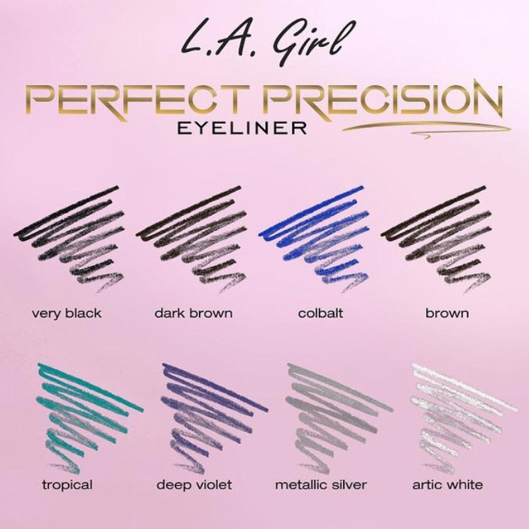 L.A. GIRL - Perfect Precision Eyeliner - The Bold Lipstick