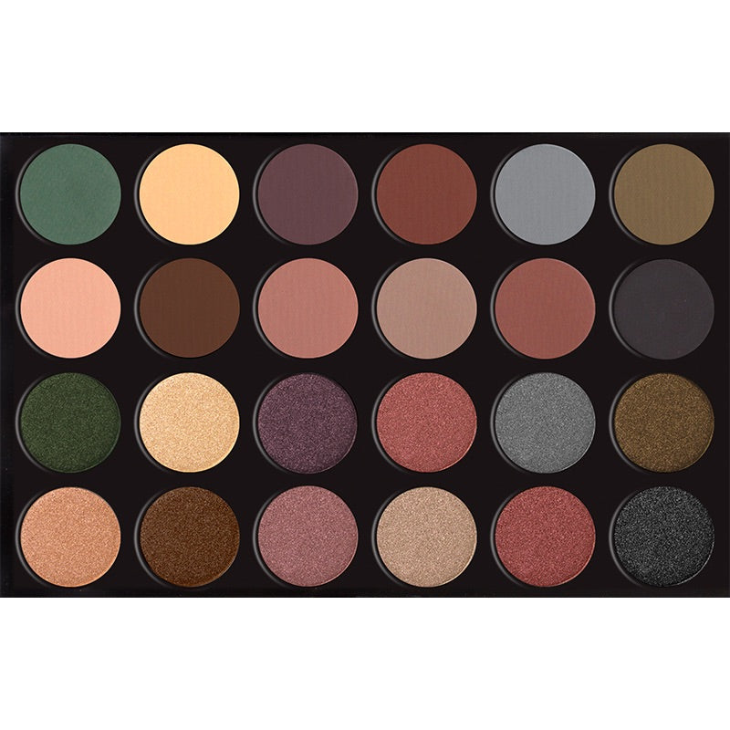 24 Colors Eyeshadow Palette - SANTA MONICA