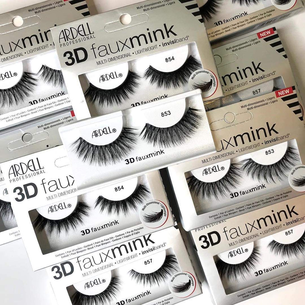 3D Faux Mink Eyelashes