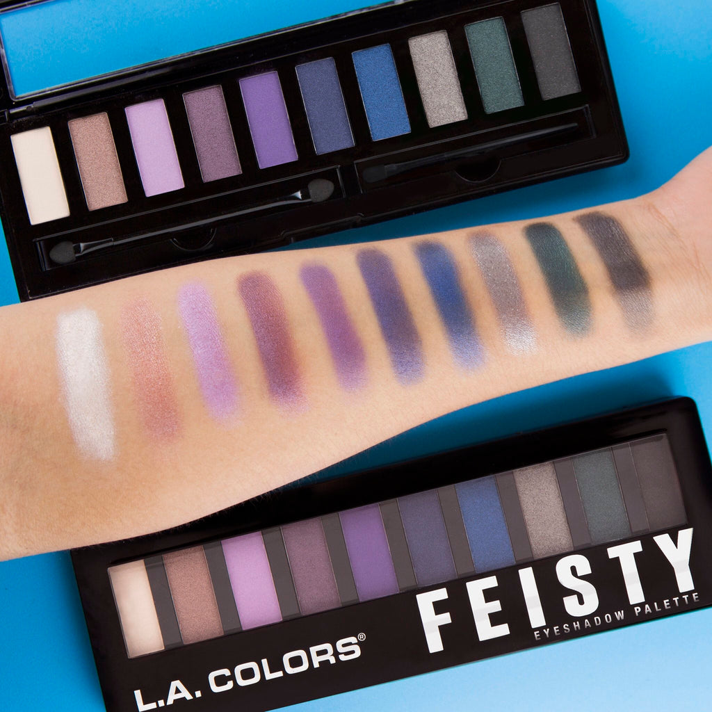 L.A. COLORS - Personality Eyeshadow - The Bold Lipstick